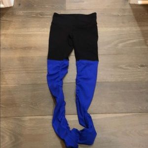 Alo leg warmer leggings